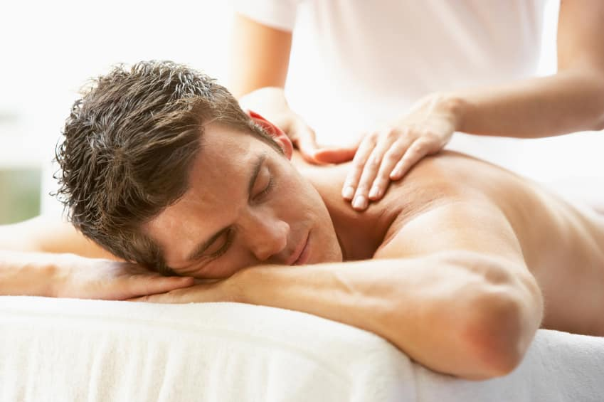 massagesider mand til mand massage