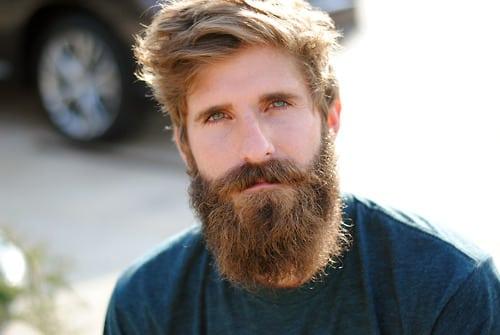 skæg til mænd