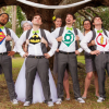 superhelte tema bryllup