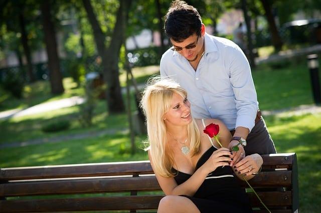 forkælelse til kæresten