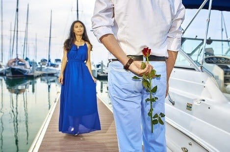 Tips til den første date
