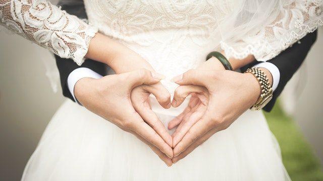 Forberedelse til brylluppet