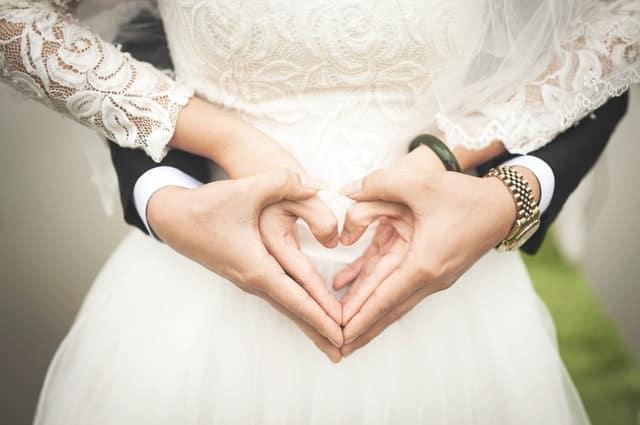 når man skal giftes
