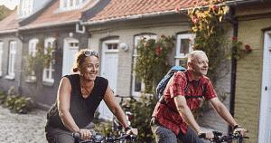 cykelture for par