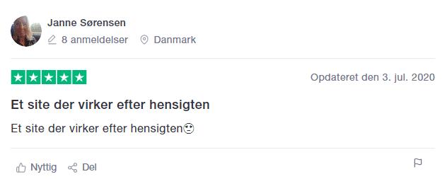 scor.dk trustpilot