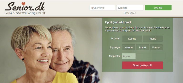 Anmeldelse af senior.dk