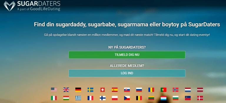 sugardaters.dk